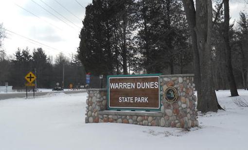 Warren Dunes State Park