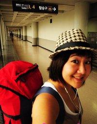 Korean travel blogger Runaway Juno