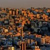 The Amman, Jordan skyline