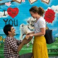 TweetAfter we posted photos of a street art marriage proposal on Monday, reader questions began pouring in. Was this a hoax? And more importantly, did the bride say &#8220;yes&#8221;? Fortunately...