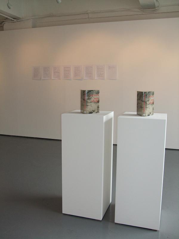 Payne Shurvell art gallery in London