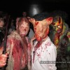 NYC Blood Manor Haunted House 2011_spooky trio
