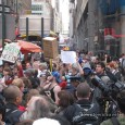 The Occupy Wall Street protests that began in New York City last month have officially spread across the globe. Thousands of people gathered across North America and Europe today to […]