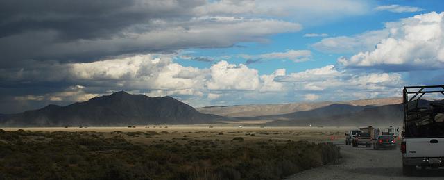 Great American road trip to Burning Man