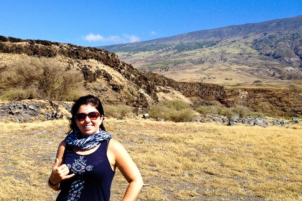 Hana roat trip in Hawaii