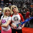 TweetCute. Dedicated. Badass. The passionate women who attend NY Comic Con are a diverse bunch. They fearlessly assume the identities of their favorite characters from anime, video games and comics–...