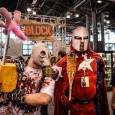 Think only dorks attend a comic book convention? Think again! You don't want to mess with these badass warriors (and their homemade weapons) from NY Comic Con 2012. This weekend […]