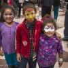 NY Comic con kids costumes