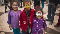 Creative and pint-sized. The kids at NY Comic Con don't command as much attention as women wearing revealing X-Men costumes, but their enthusiasm is catching. Not only do they get...