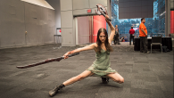 Cute, badass and always creative. The women of New York Comic Con know how to bring it. Clad in vinyl bodysuits or frilly lolita dresses and often clutching homemade weapons,...