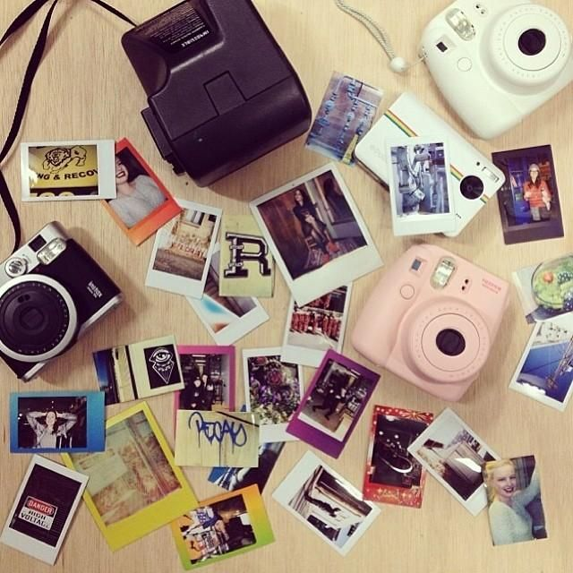 10 last minute christmas gift ideas from pinterest from theater pick up an instant camera for negle Image collections