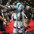 Got scythes? If you've always dreamed of wielding a massive sword, scythe, hammer or gun, then you need to get yourself to NY Comic Con. It's a safe place to […]