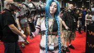 Got scythes? If you've always dreamed of wielding a massive sword, scythe, hammer or gun, then you need to get yourself to NY Comic Con. It's a safe place to...